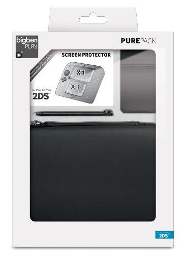 Bigben Interactive Interactive BB321159 2DS Pack Pure Displayschutzfolie für 15,46 Euro