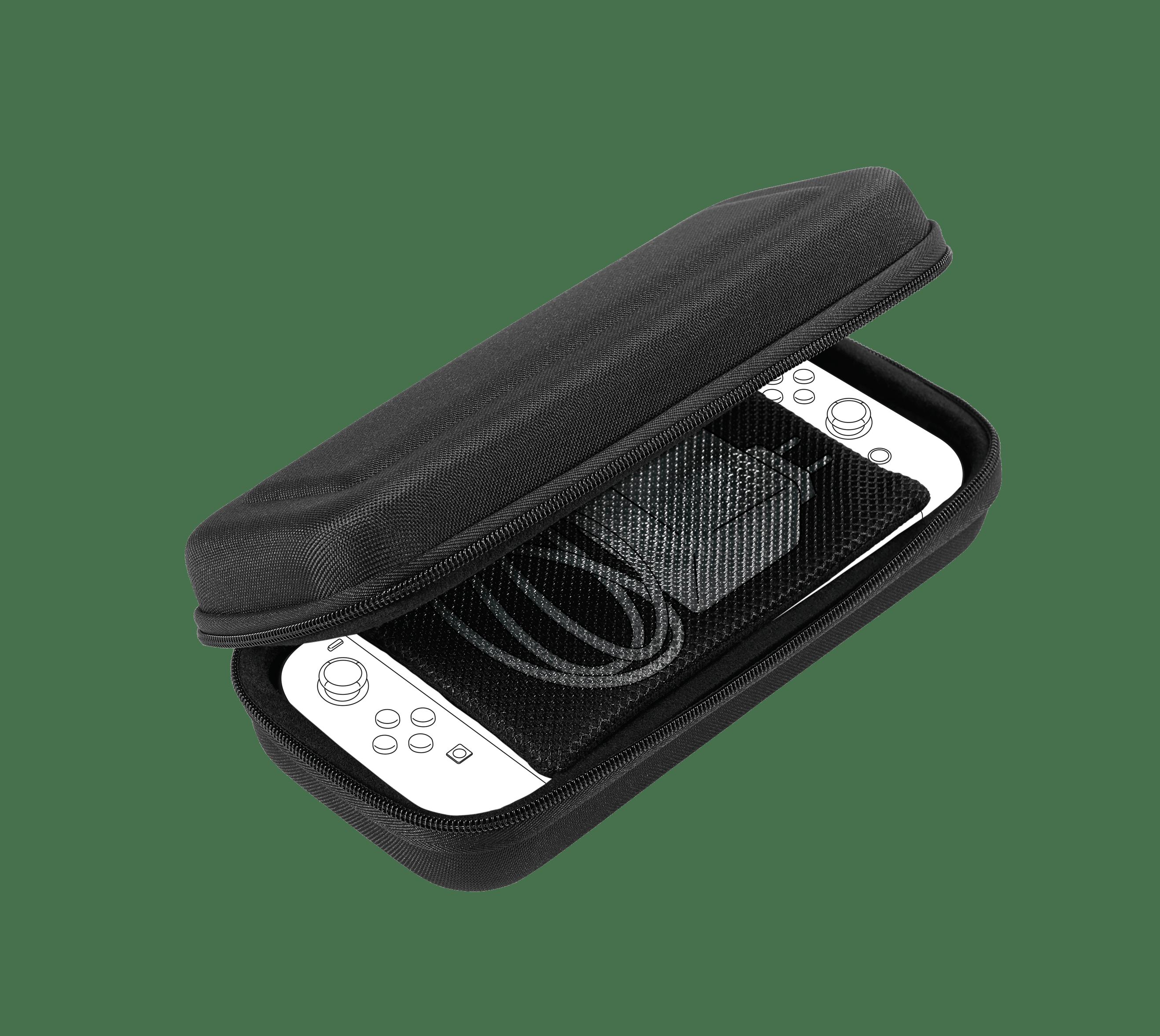 Bigben Interactive Switch Pack II Zubehör-Set für Nintendo Switch (Schwarz) 614811
