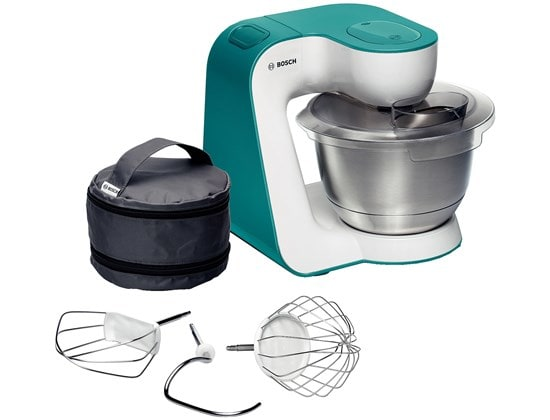 Bosch MUM54D00 StartLine 900 W Küchenmaschine 3,9 l für 175,96 Euro