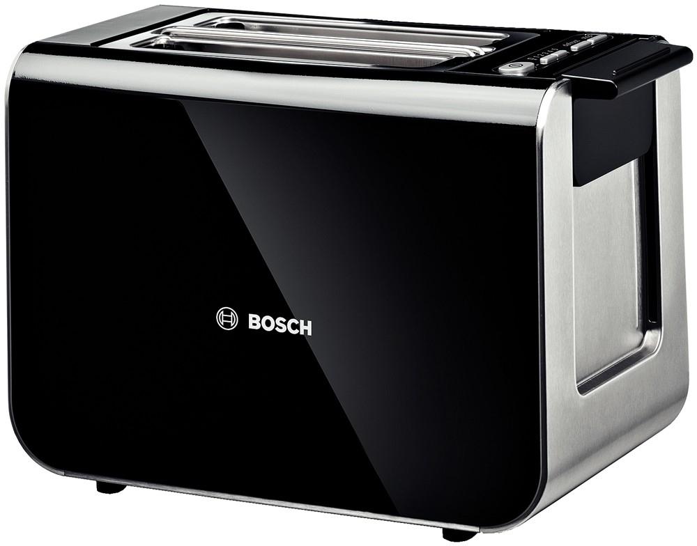 Bosch TAT8613 Toaster 860W Wärmeisoliertes Gehäuse Memory-Funktion für 59,96 Euro