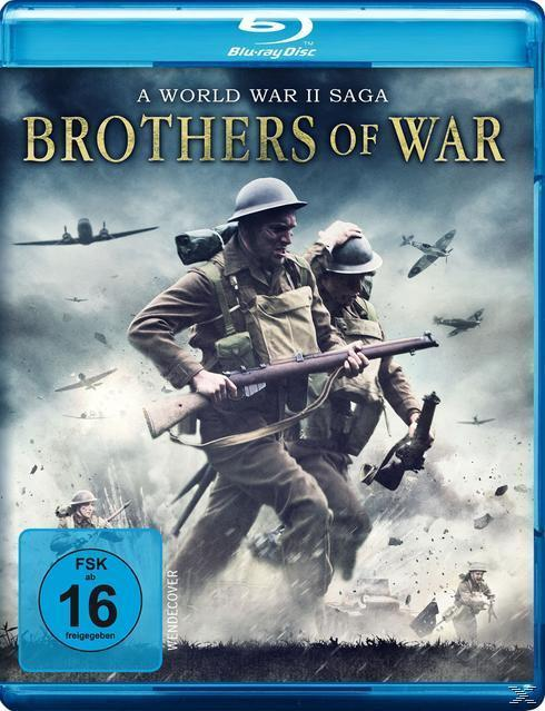 Brothers of War (BLU-RAY) für 15,46 Euro