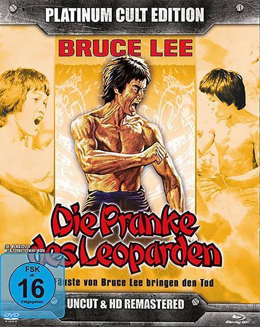 Bruce Lee - Die Pranke des Leoparden Platinum Cult Edition (BLU-RAY + DVD) für 23,96 Euro