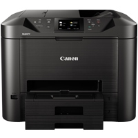 Canon Maxify MB5455 All in One A4 Tintenstrahl Drucker 600 x 1200 DPI für 247,96 Euro