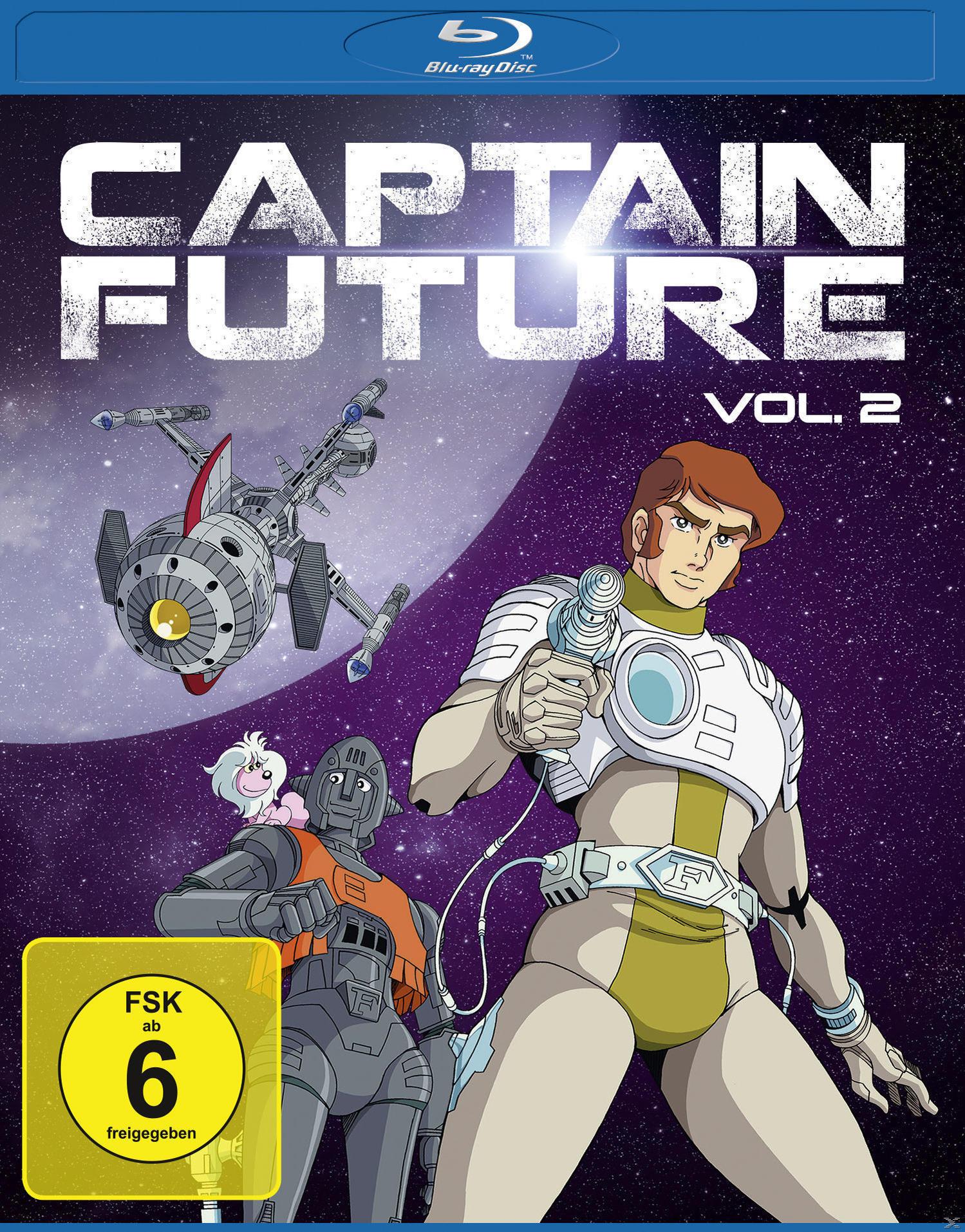 Captain Future Vol. 2 (BLU-RAY) für 26,96 Euro