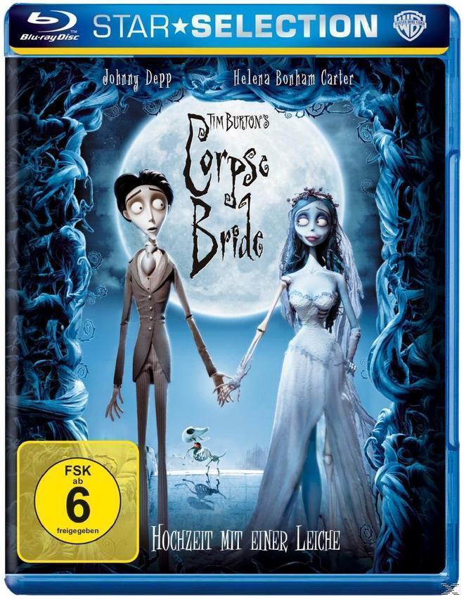 Corpse Bride Star Selection (BLU-RAY) für 15,46 Euro