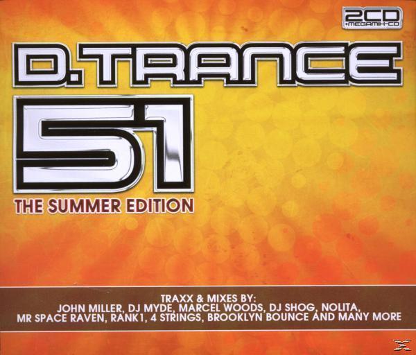 D.Trance 51 (VARIOUS) für 23,46 Euro
