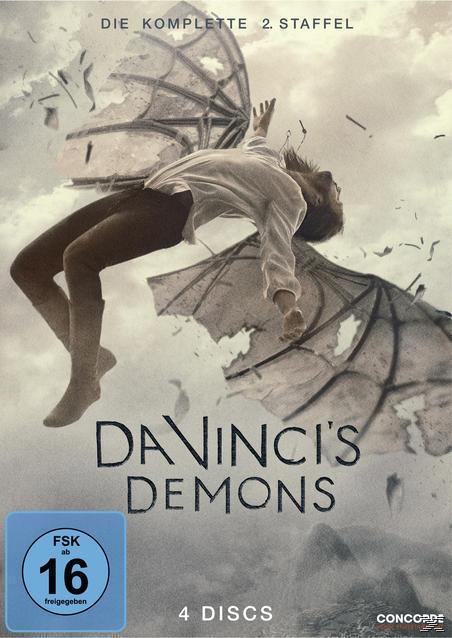 Da Vinci's Demons - Die komplette 2. Staffel DVD-Box (DVD) für 18,96 Euro