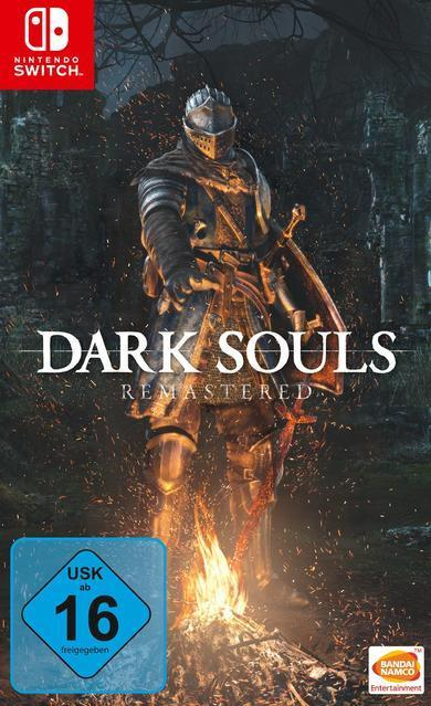 Dark Souls: Remastered (Nintendo Switch) für 31,46 Euro