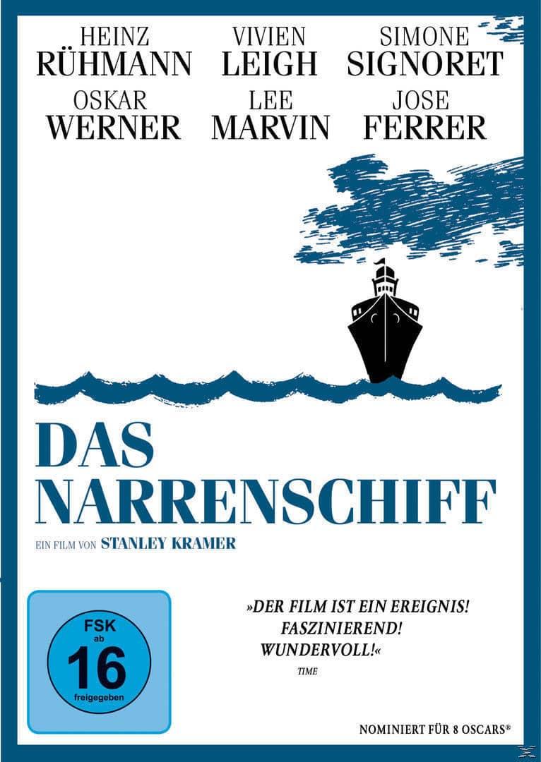 Das Narrenschiff (DVD) für 16,46 Euro