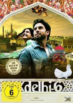 Delhi-6 (DVD) für 18,96 Euro