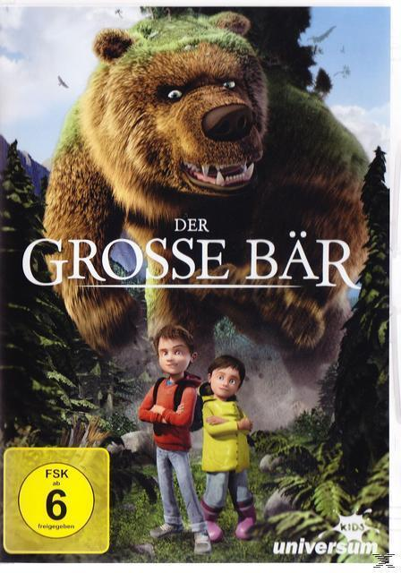 Der große Bär (DVD) für 18,96 Euro