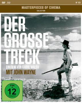 Der große Treck (BLU-RAY + DVD) für 18,46 Euro