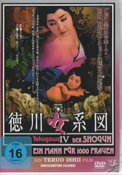 Der Shogun - Ein Mann für 1000 Frauen (DVD) für 17,96 Euro