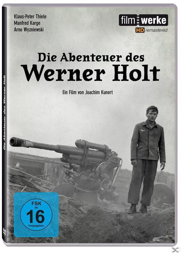 Die Abenteuer des Werner Holt Remastered (DVD) für 15,96 Euro