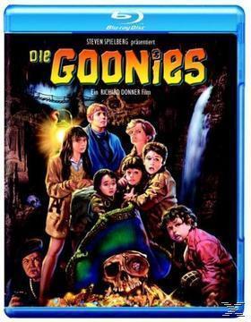 Die Goonies (BLU-RAY) für 15,46 Euro
