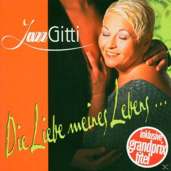 Die Liebe meines Lebens (Jazz Gitti) für 17,96 Euro