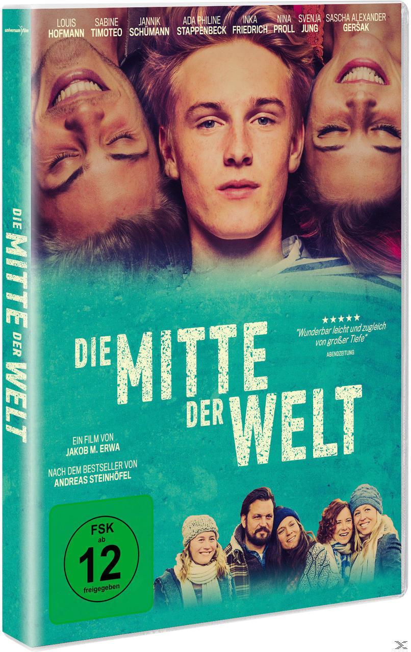 Die Mitte der Welt (DVD) für 17,46 Euro