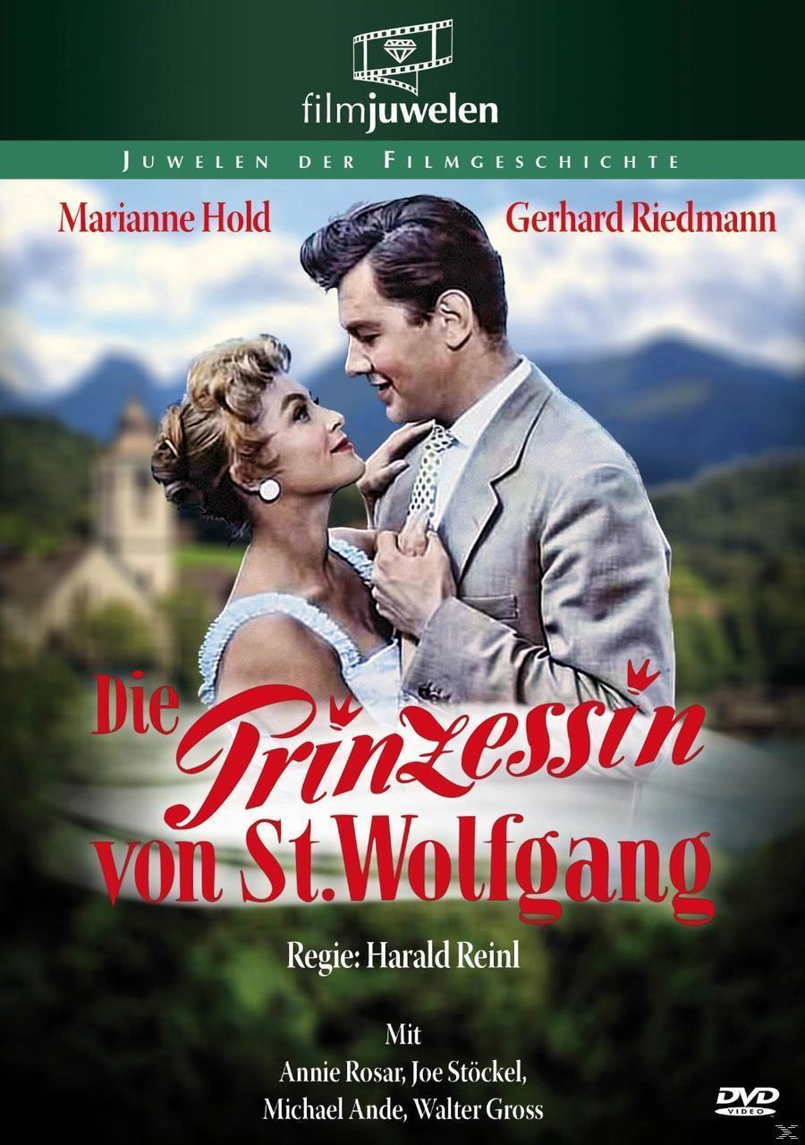 Die Prinzessin von St. Wolfgang Filmjuwelen (DVD) für 17,96 Euro