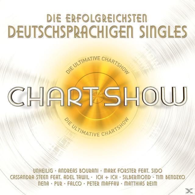 Die Ultimative Chartshow - Deutsche Singles (VARIOUS) für 25,96 Euro