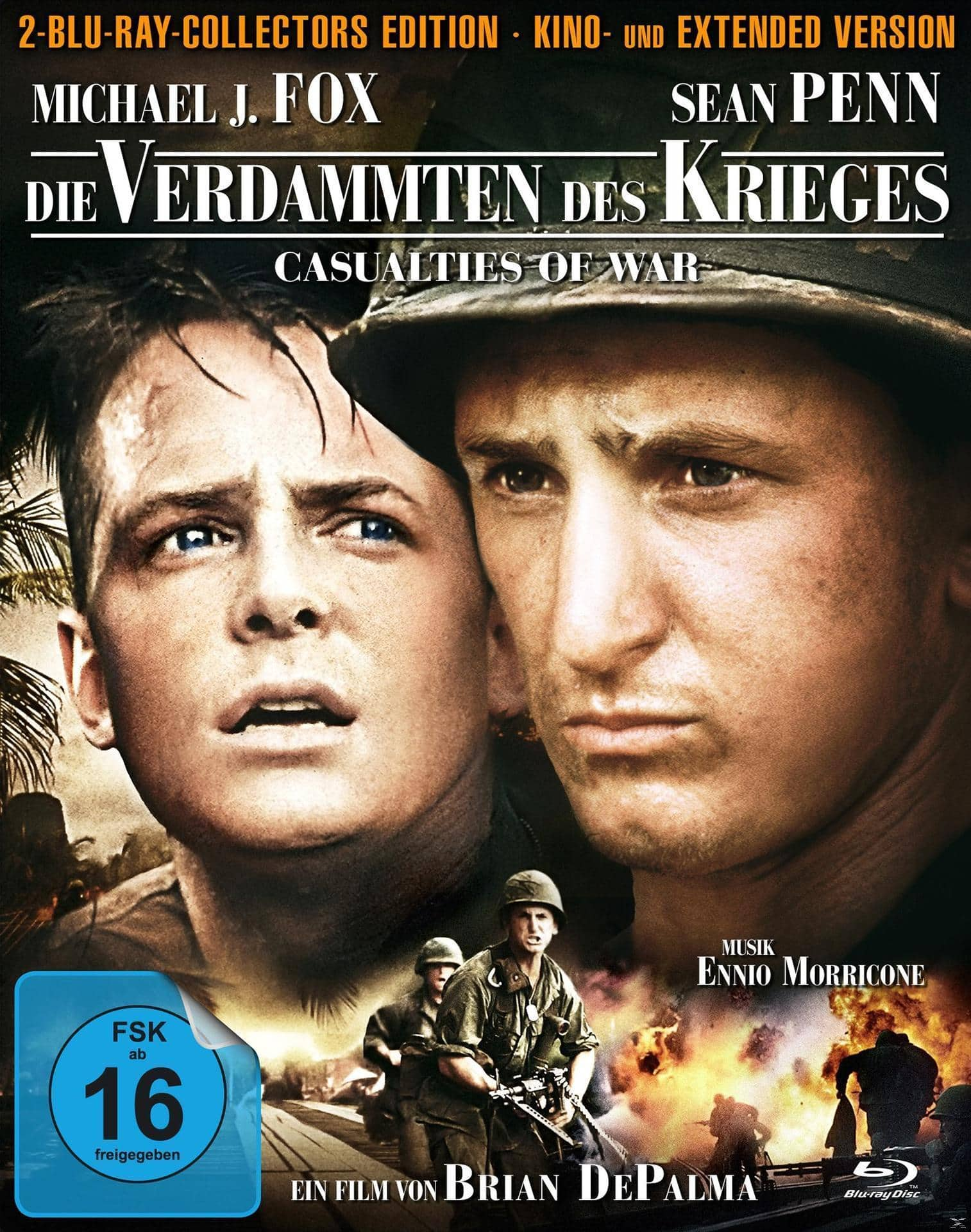 Die Verdammten des Krieges Collector's Edition (BLU-RAY) für 20,46 Euro