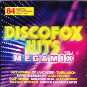 Discofox Hits Megamix Vol.1 (VARIOUS) für 21,96 Euro