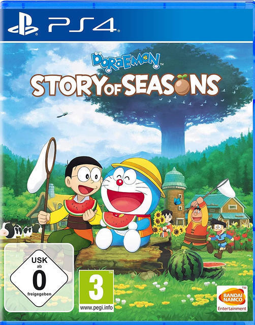 Doraemon: Story of Seasons (PlayStation 4) für 46,96 Euro