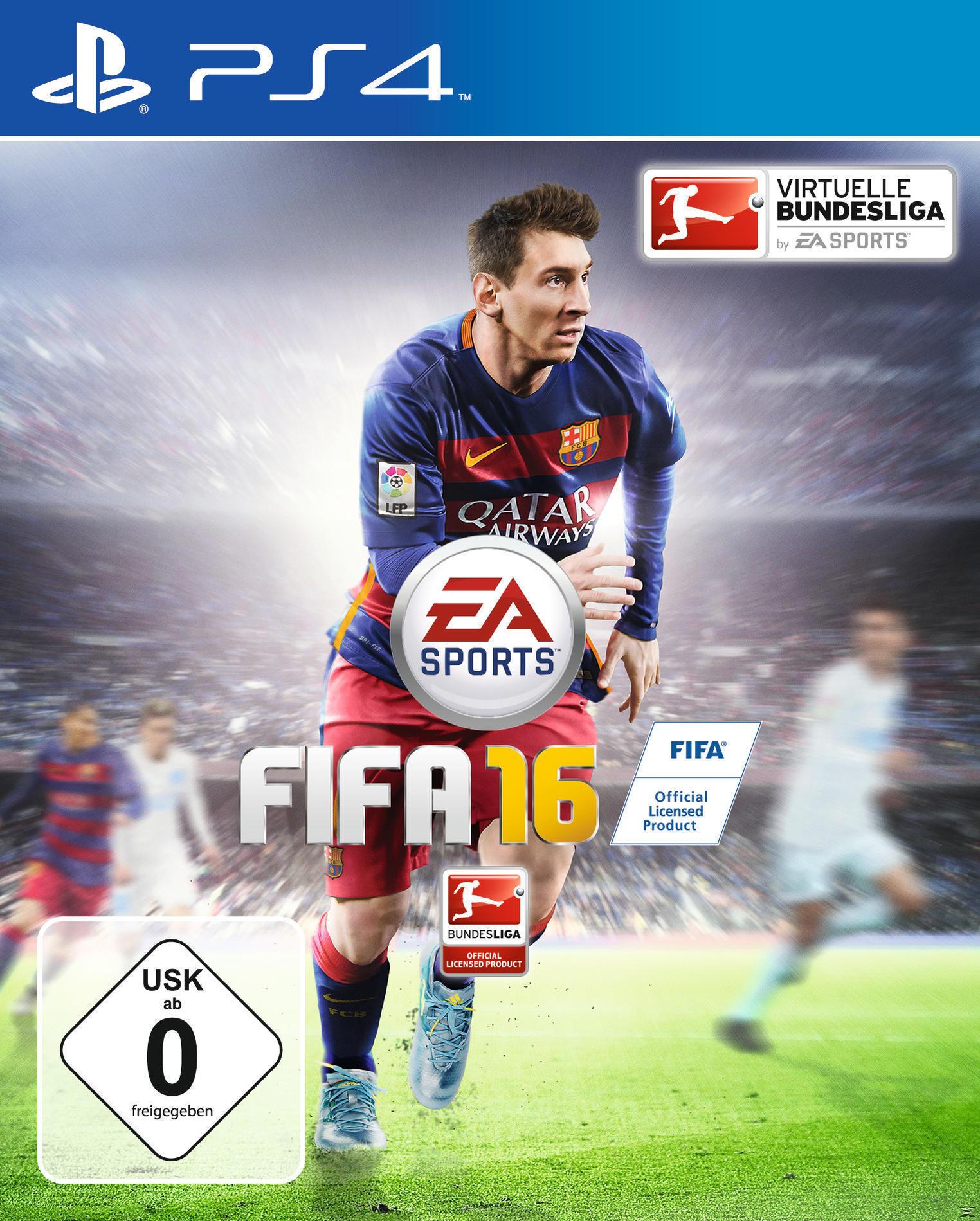 Electronic Arts FIFA 16 (PlayStation 4) 1024333