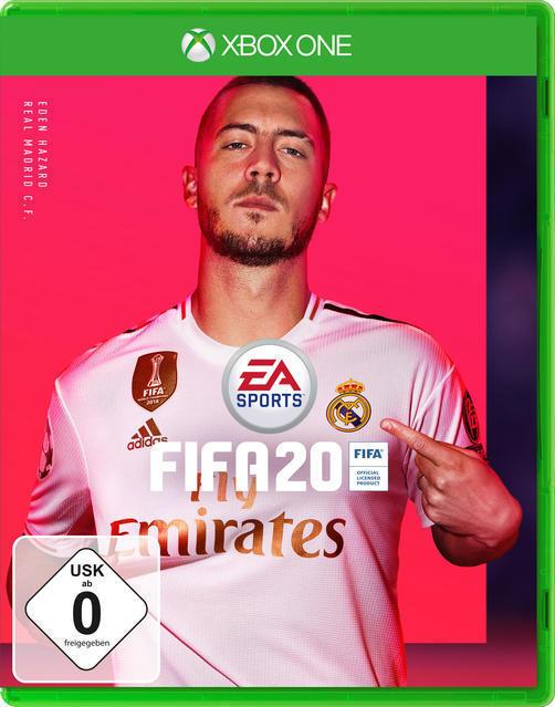 ak tronic FIFA 20 (Xbox One) 11204