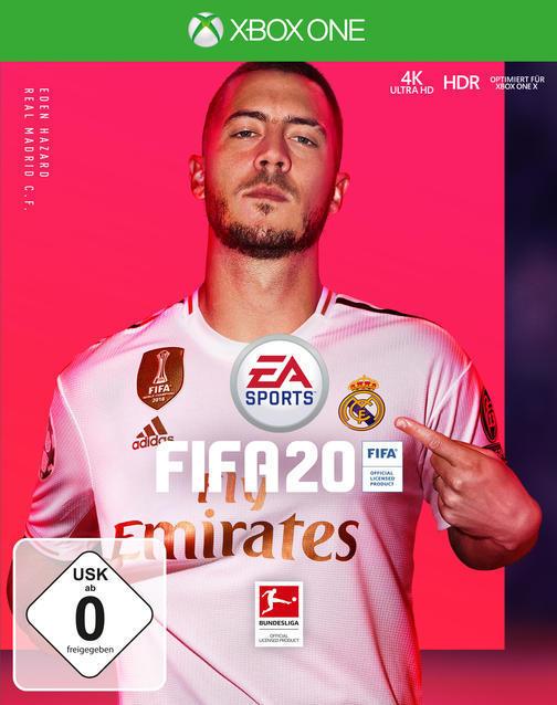 FIFA 20 (Xbox One) für 36,46 Euro