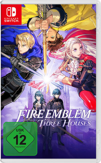 Fire Emblem: Three Houses (Nintendo Switch) für 52,96 Euro