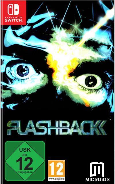 Flashback 25th Anniversary (Nintendo Switch) für 22,96 Euro