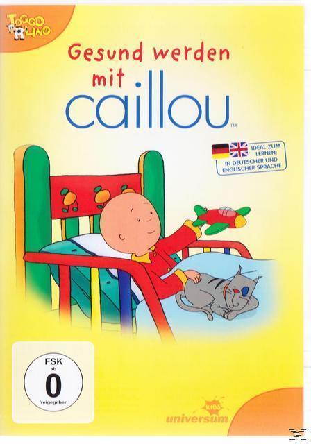 Gesund werden mit Caillou (DVD) für 18,96 Euro