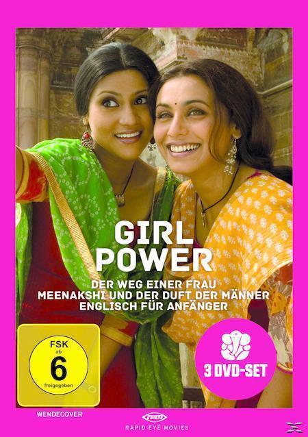 Girl Power DVD-Box (DVD) für 18,96 Euro