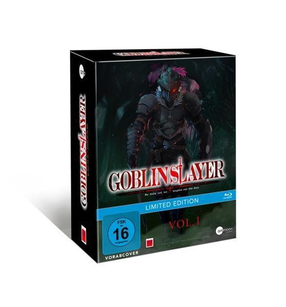 Goblin Slayer Vol.1 Limited Mediabook (BLU-RAY) für 43,46 Euro