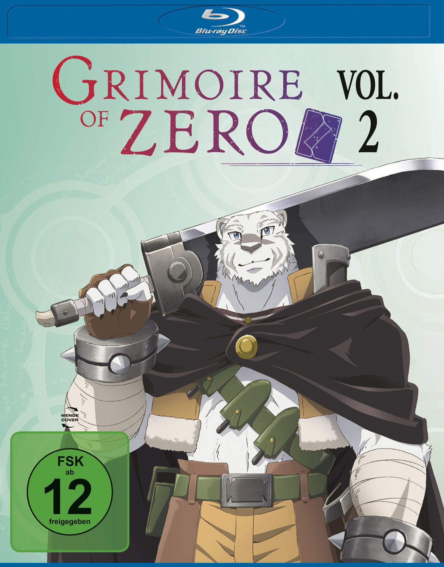 Grimoire of Zero - Vol. 2 (BLU-RAY) für 31,46 Euro