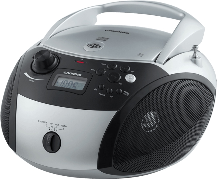Grundig GRB3000BT CD Payer FM Radio für 60,96 Euro