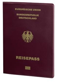 "Hama 00105393 Reisepass-Datenschutzhülle ""Berlin""  für 17,46 Euro"