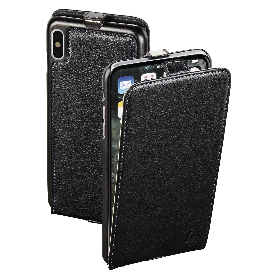 hama 00181385 smartphone flap tasche smart case apple. Black Bedroom Furniture Sets. Home Design Ideas