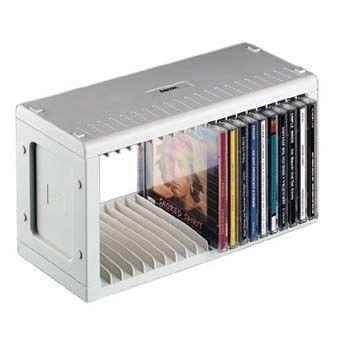 Hama 00048402 CD-ROM-Rack 20 Regal für bis zu 20 CD-ROM´S für 15,96 Euro