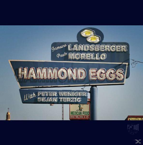 Hammond Eggs (Jermaine Landsberger) für 23,46 Euro