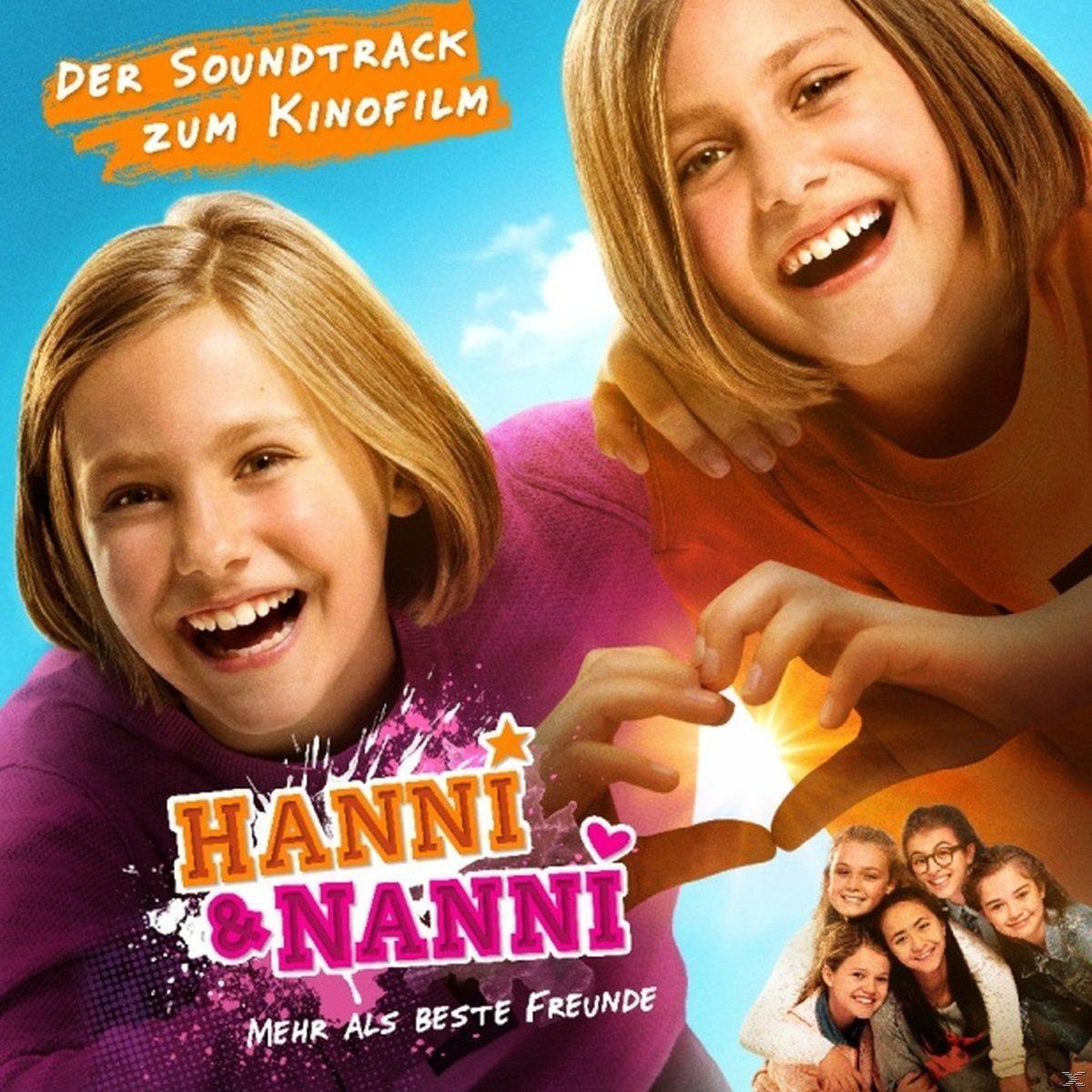 Hanni und Nanni:Mehr als beste Freunde (OST/VARIOUS) für 15,46 Euro