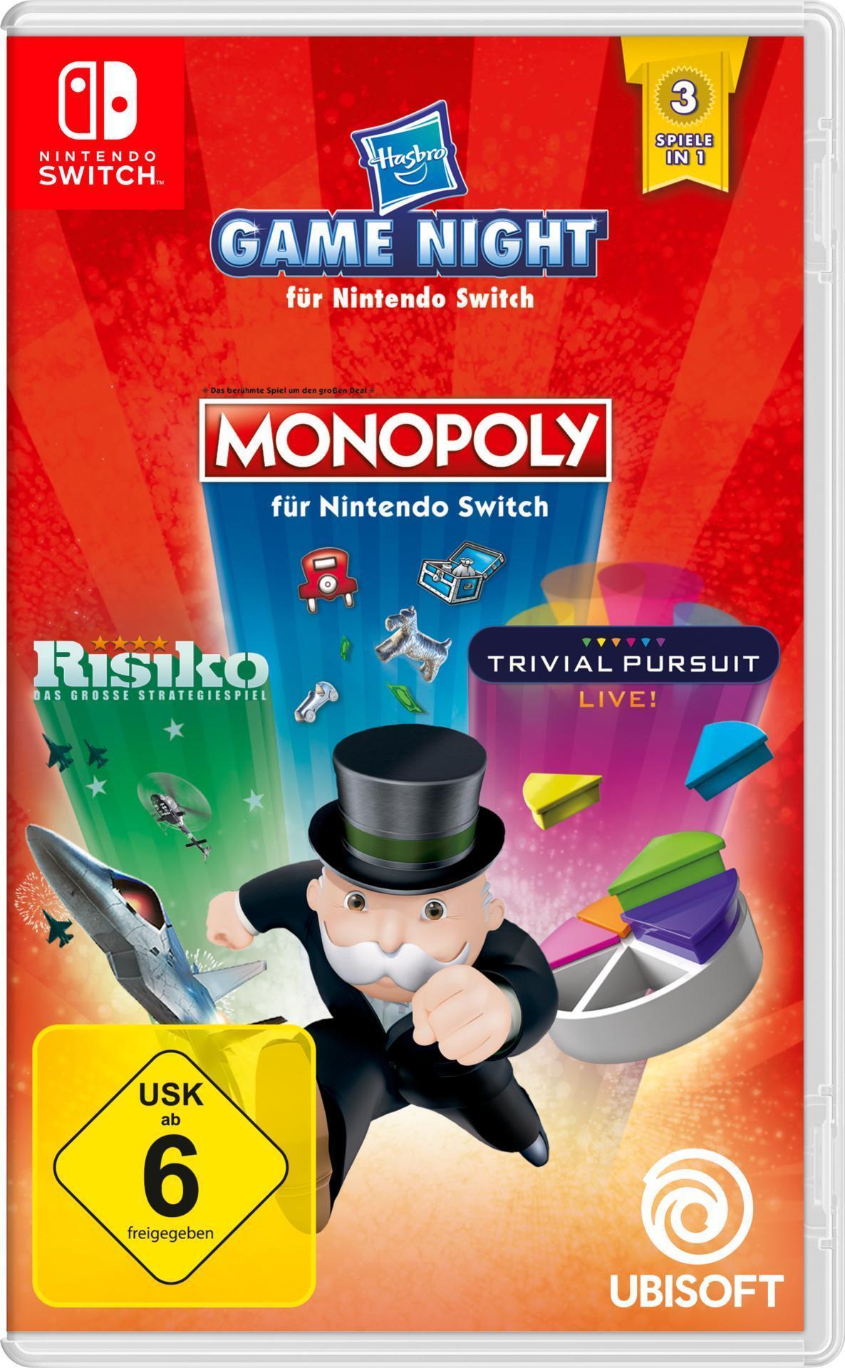 Hasbro Game Night (Nintendo Switch) für 54,46 Euro