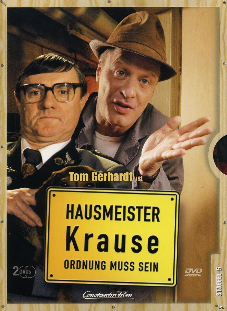 Hausmeister Krause - Staffel 5 (DVD) für 17,46 Euro
