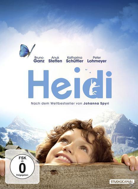 Heidi Special Edition (DVD) für 31,46 Euro