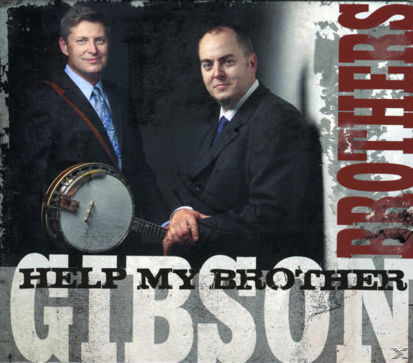 HELP MY BROTHER (The Gibson Brothers) für 17,96 Euro