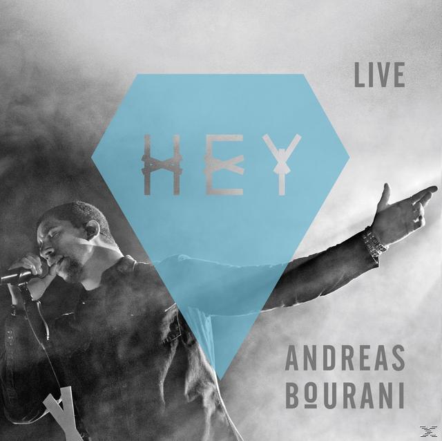 HEY LIVE (Andreas Bourani) für 16,46 Euro