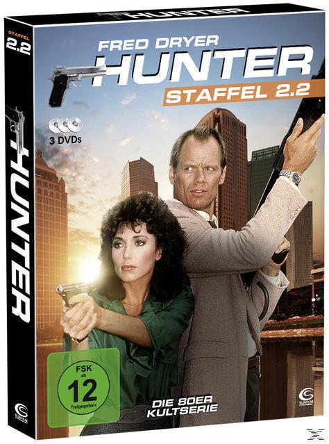 Hunter: Gnadenlose Jagd - Staffel 2.2 (DVD) für 22,46 Euro