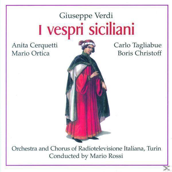 I Vespri Siciliani  (Carlo Tagliabue) für 19,96 Euro