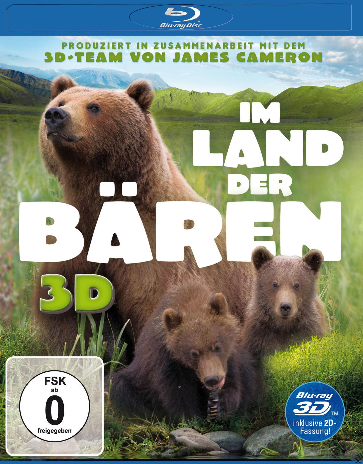 Im Land der Bären - 2 Disc Bluray (BLU-RAY 3D/2D) für 18,96 Euro