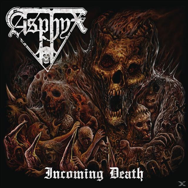 Incoming Death (Asphyx) für 22,46 Euro